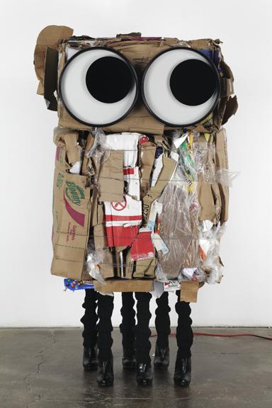Cardboard Monster: Hope