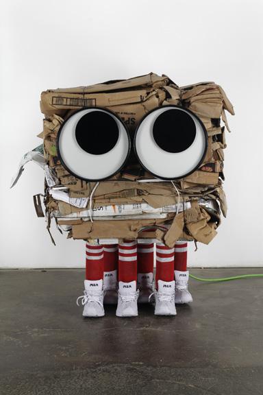 Cardboard Monster: Marysia