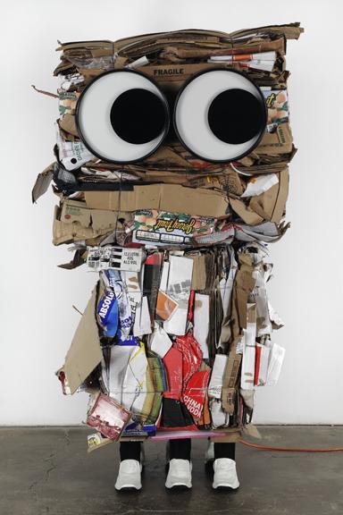 Cardboard Monster: Piotr