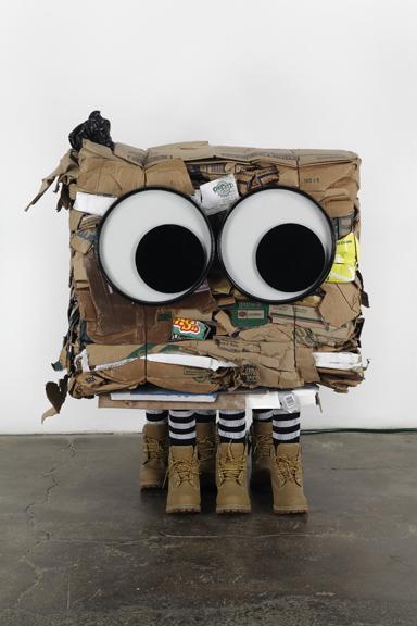 Cardboard Monster: Gavin