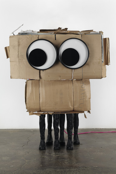 Cardboard Monster: Massimo