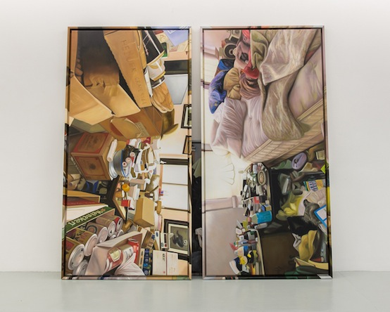 A Painting Triptych