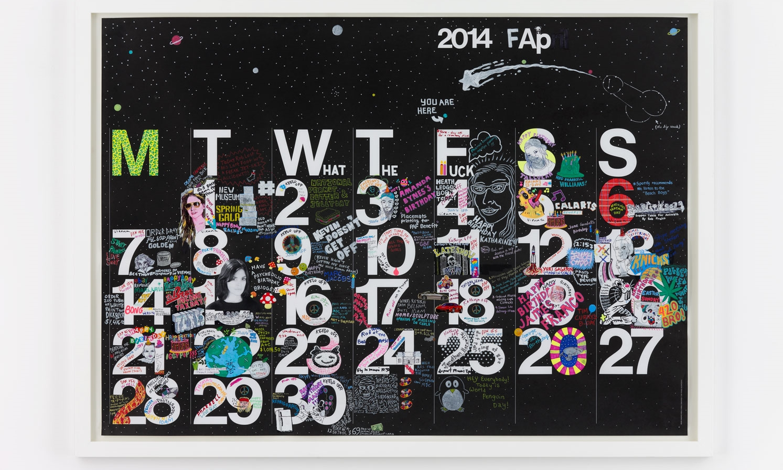 Studio Calendar April 2014