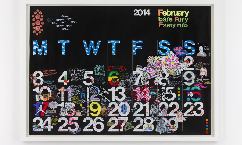 Studio Calendar February 2014