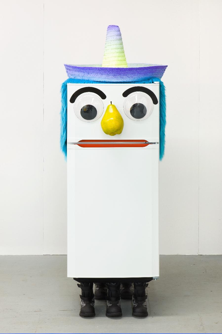 Refrigerator Monster: Junior