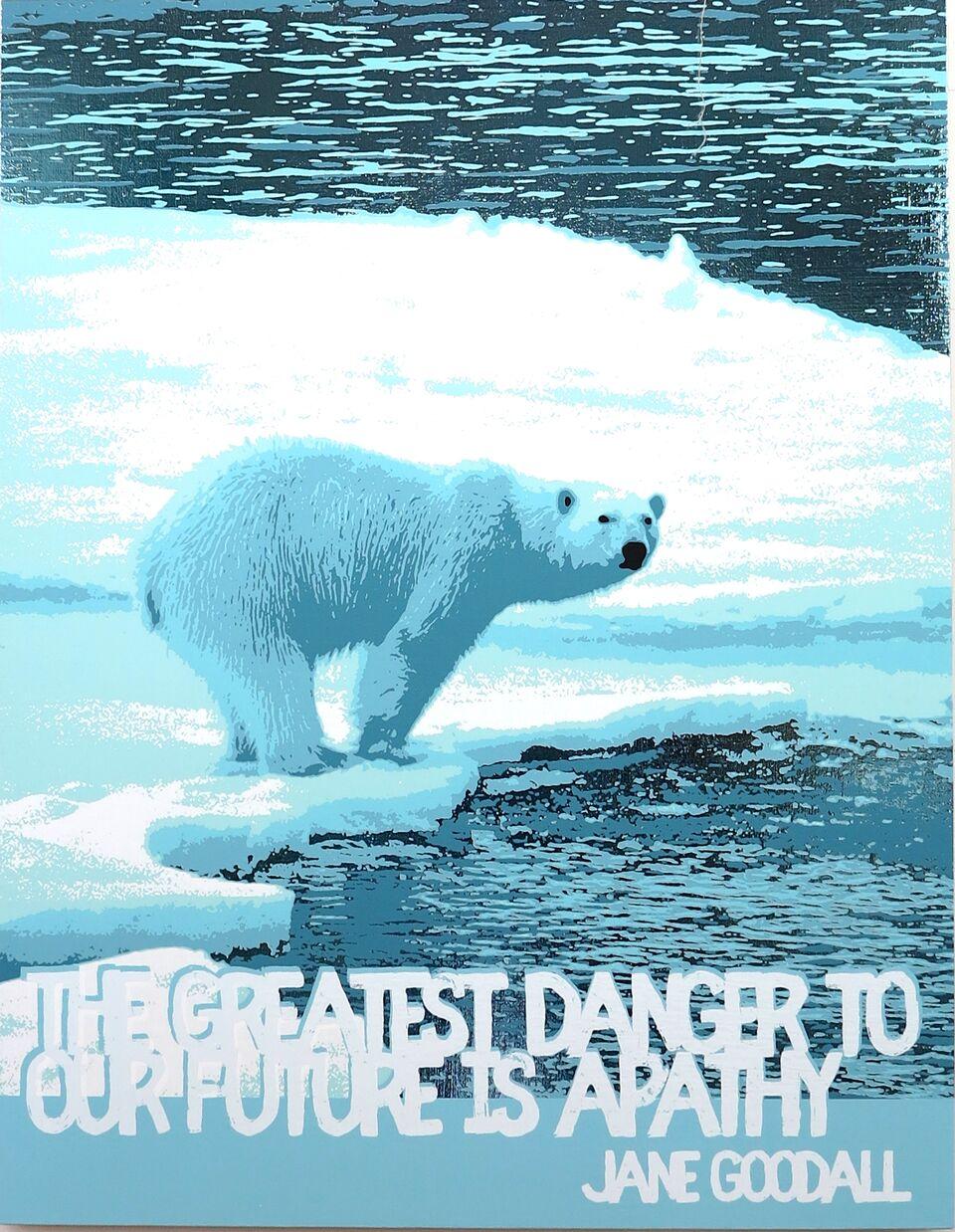 Polar Bear/Global Warming (Jane Goodall)