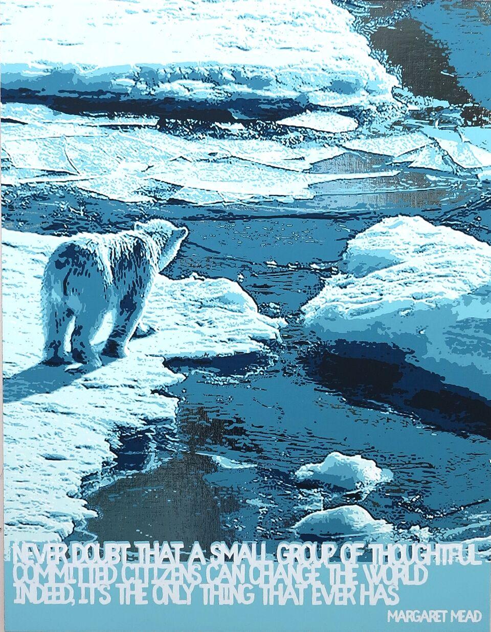 Polar Bear/Global Warming (Margaret Mead)