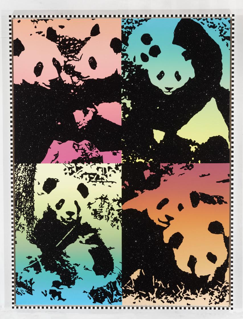 Summer Love (Pandas)