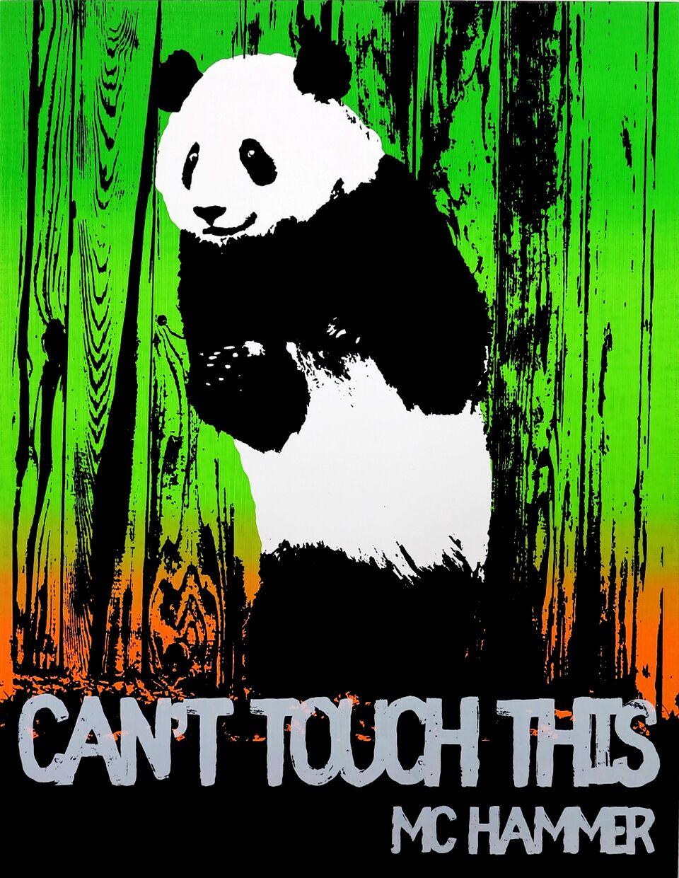 Motivational Panda (MC Hammer)