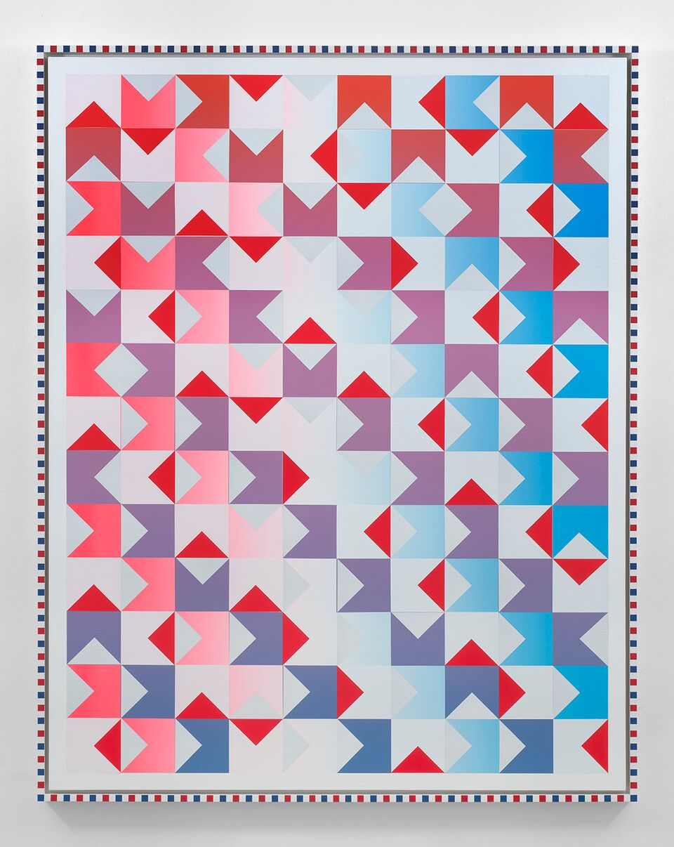 American Quilt 2018: North, South, East, West