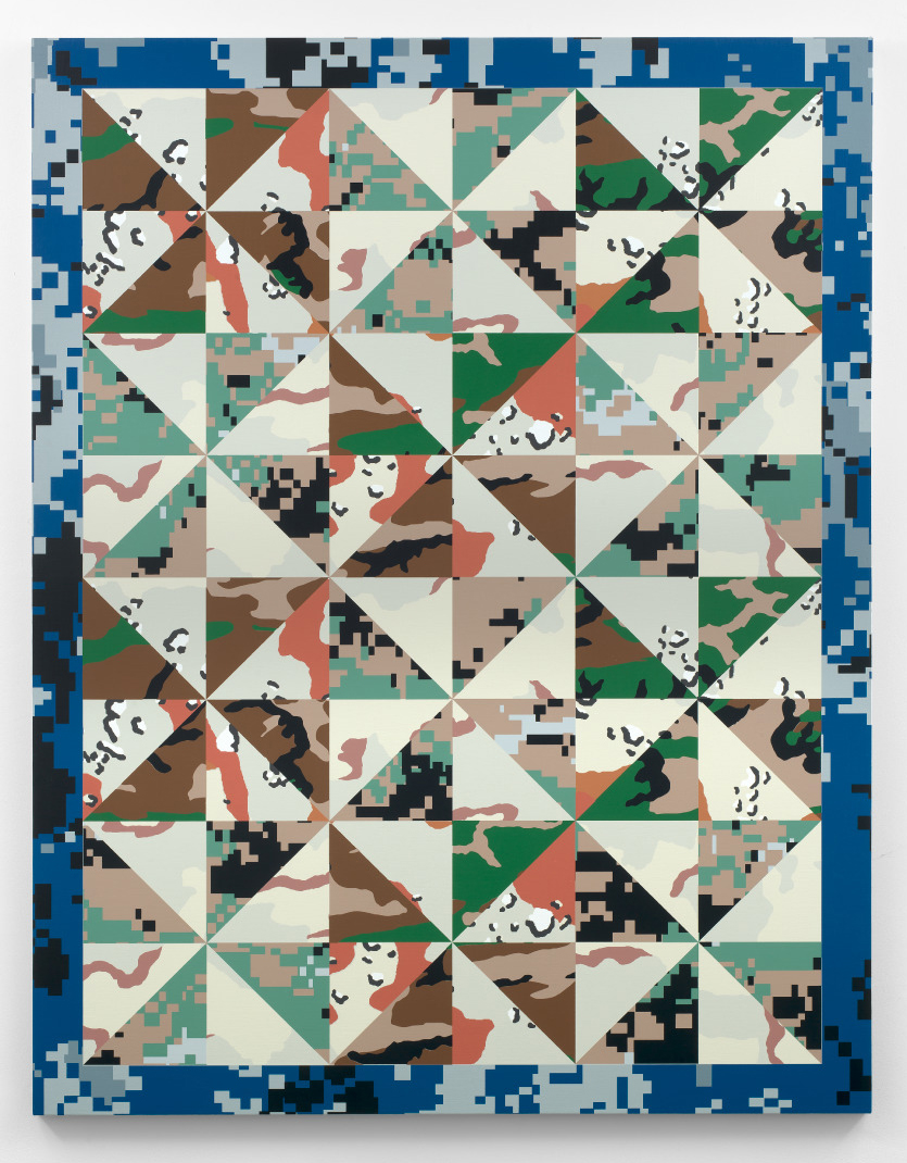 American Quilt 2018: camo