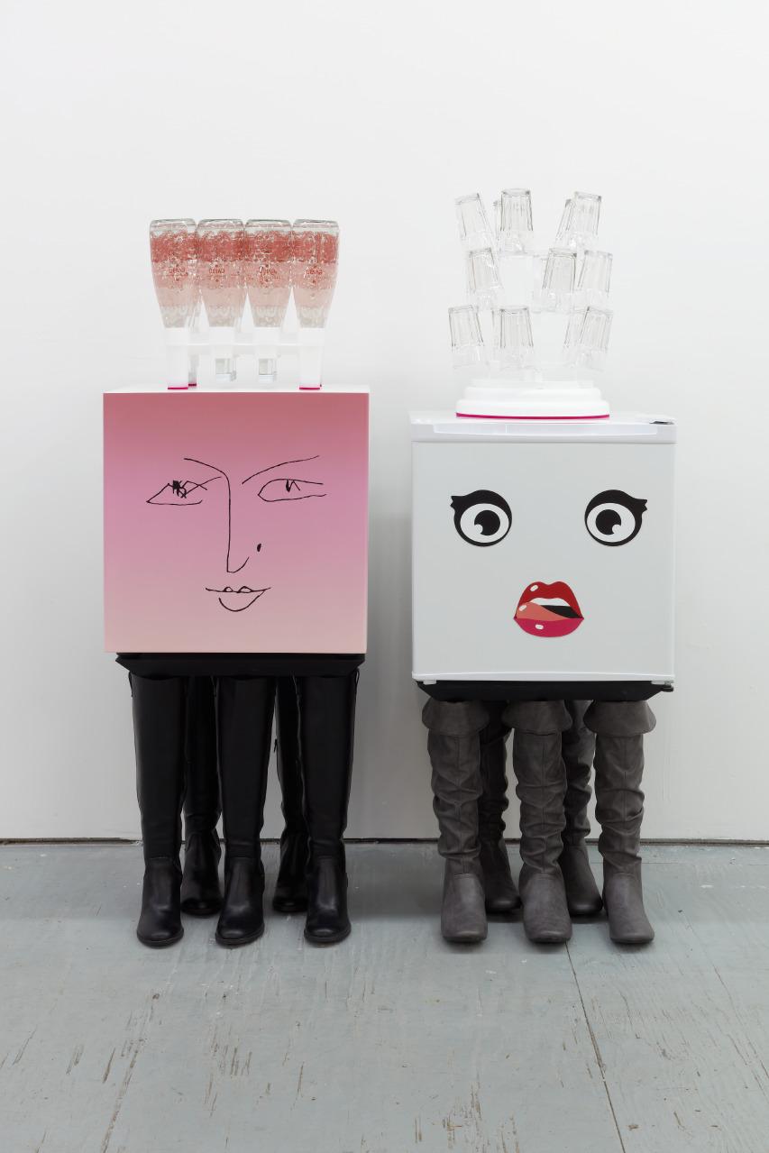 Refrigerator Monster: Sisters