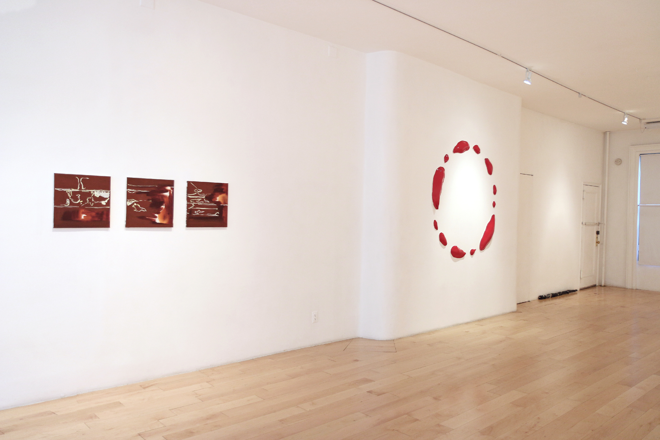 #  Installation images: wall 4