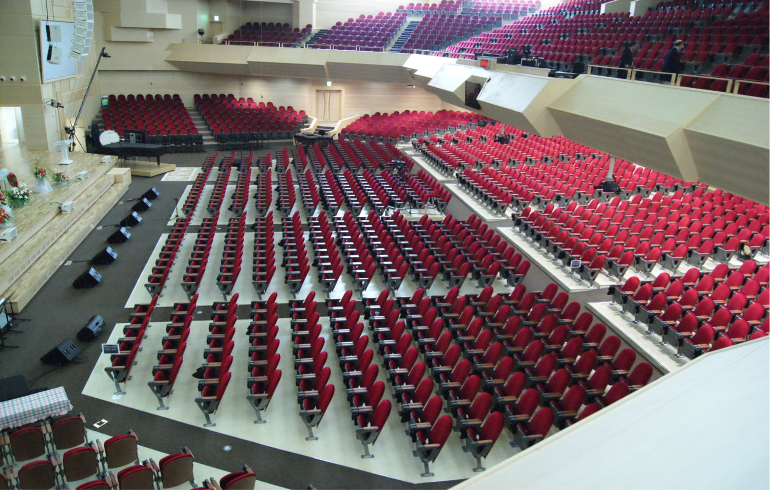 VISIONS ARTS CENTRE - KOREA