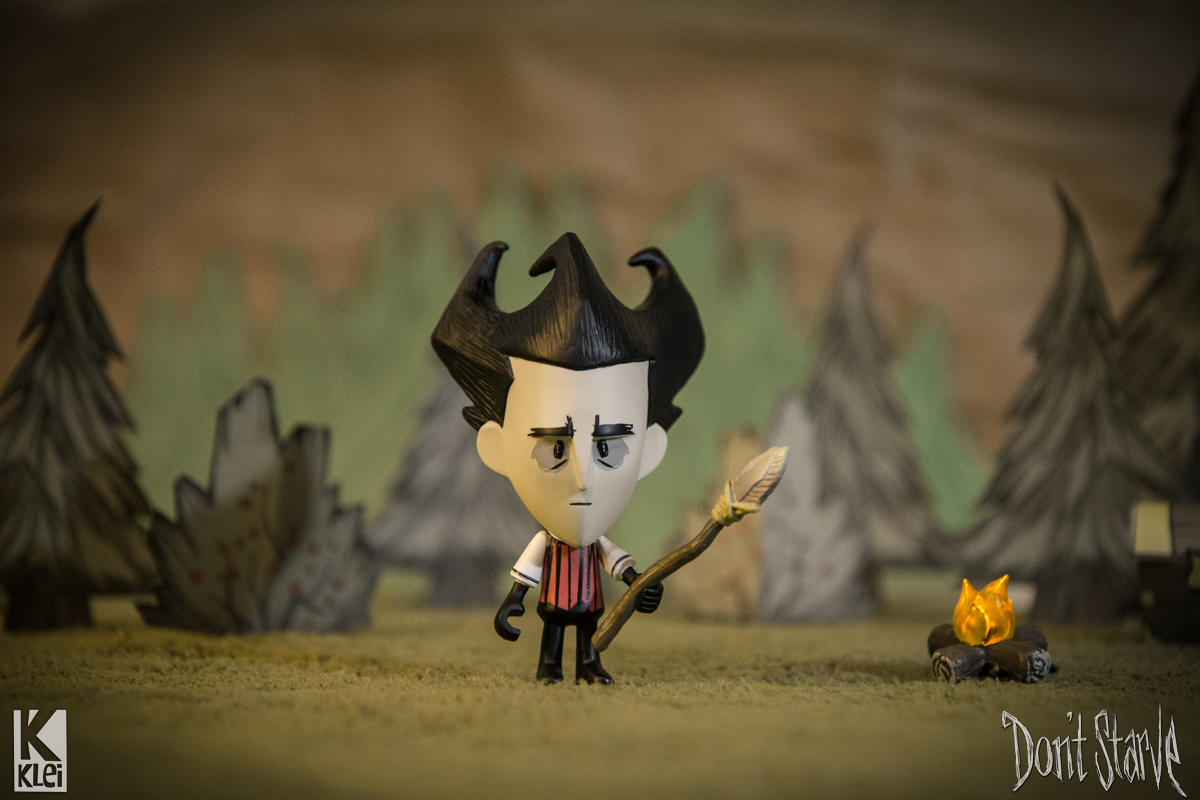 Don't Starve figure collection
