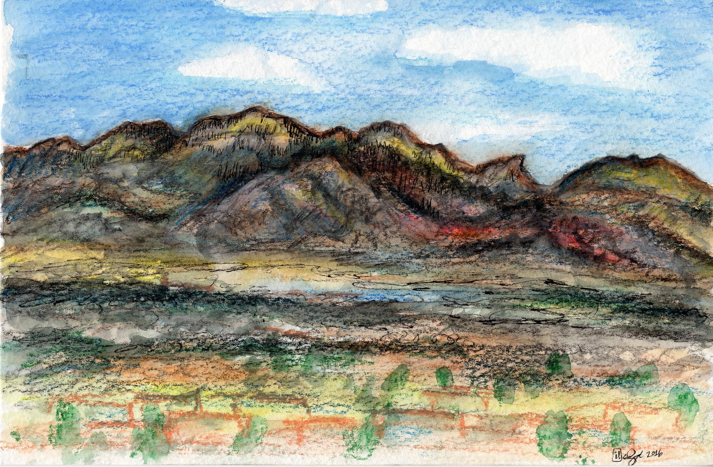 2016-Las-Vegas-Watercolor-Crayon-Painting.JPG