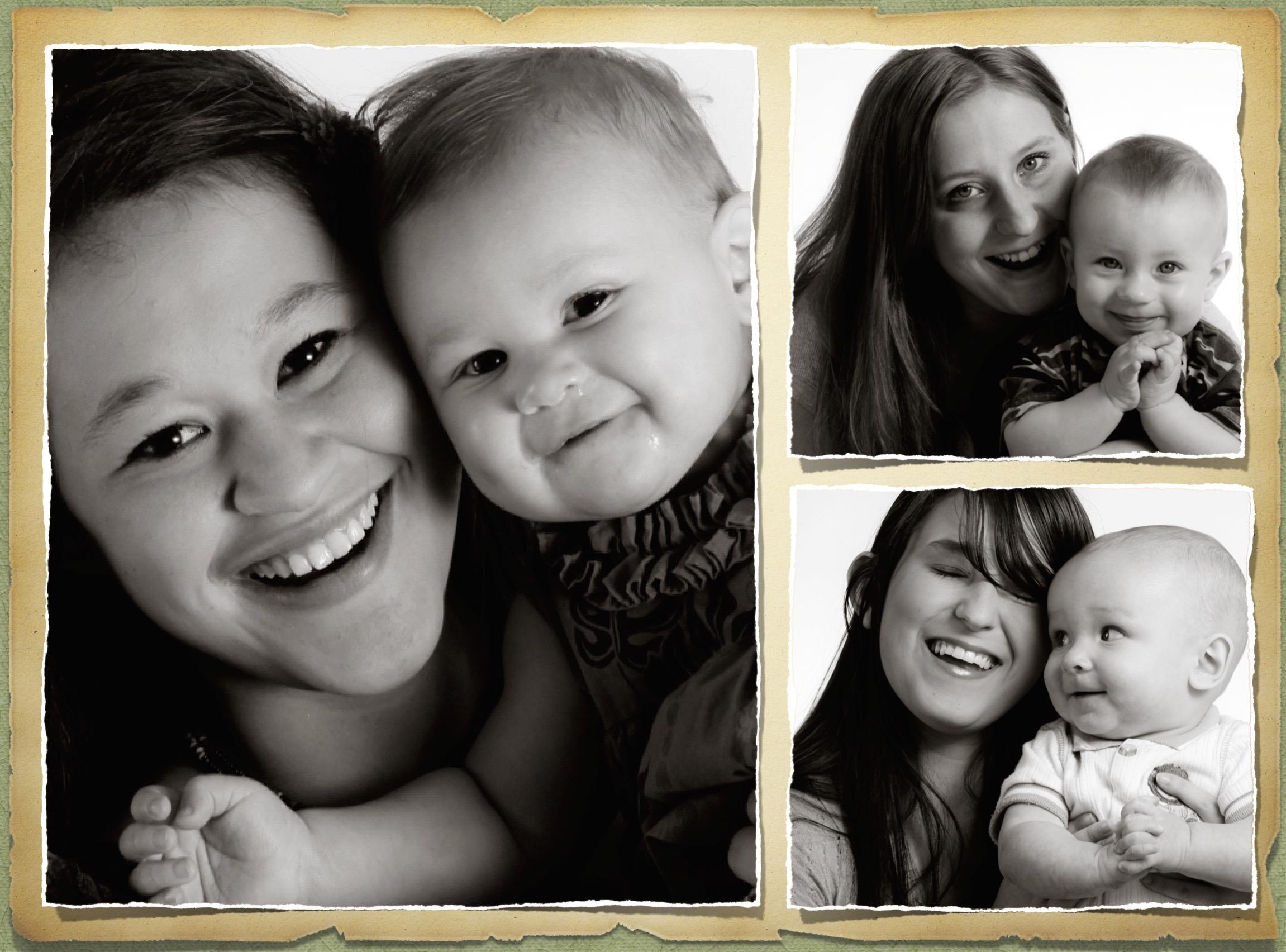 Rebecca Templin:Spokane Moms & Children