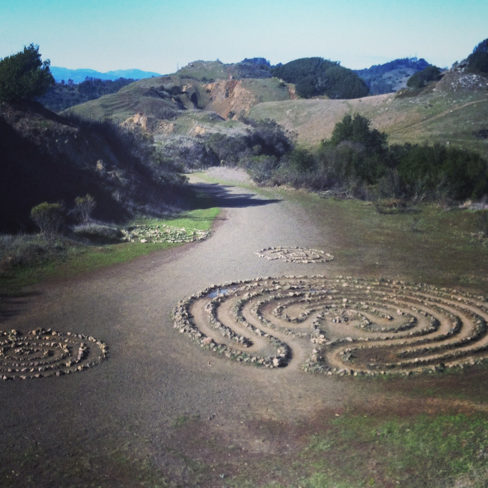 labyrinth meditation