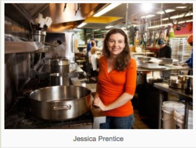 Jessica Prentice of Three Stone Hearth