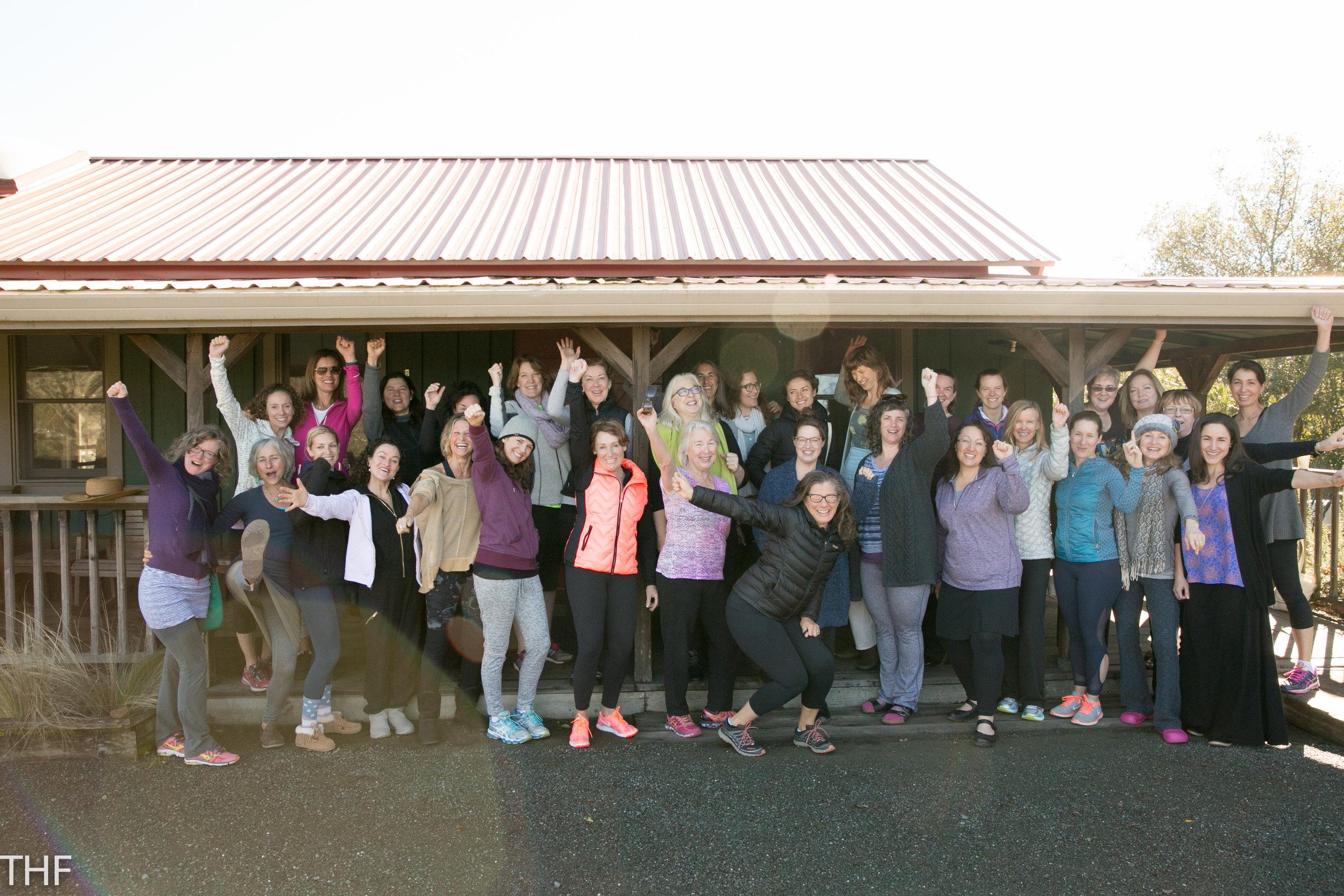 Women's retreats in Northern California