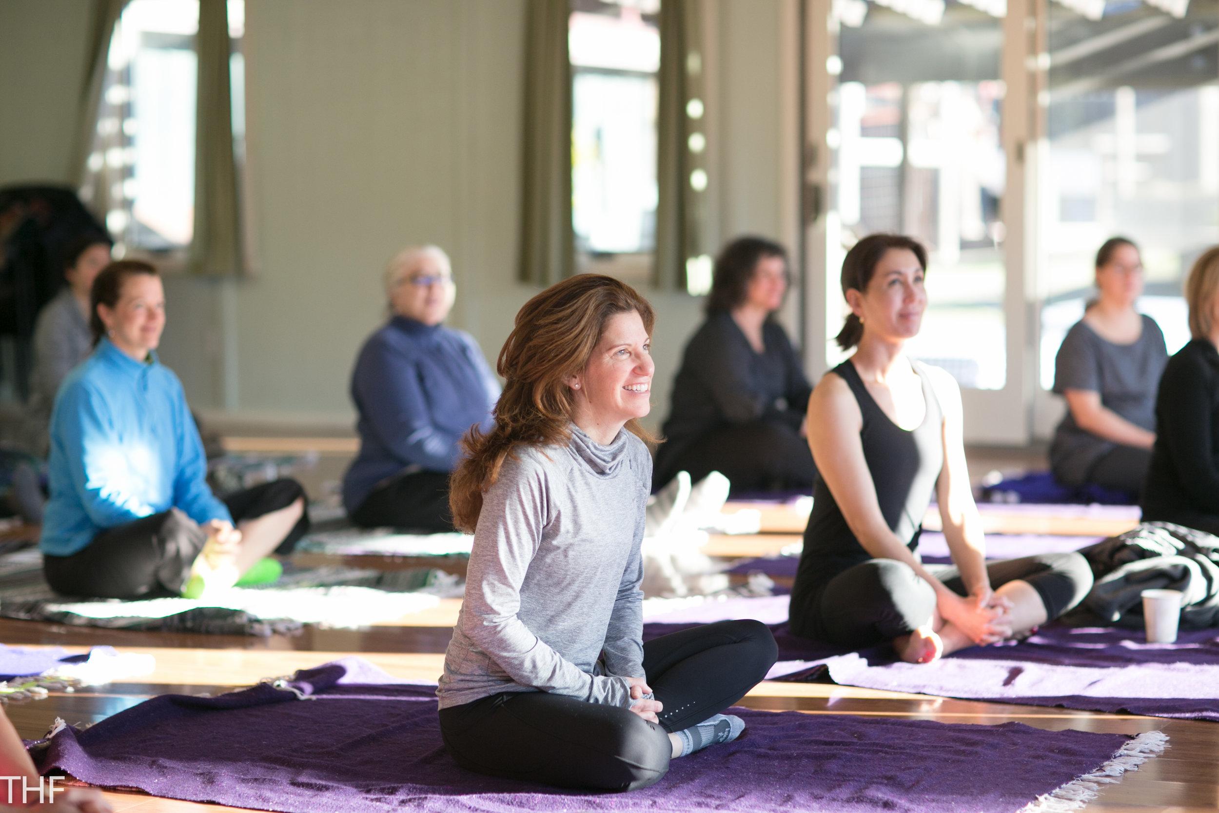 Yoga retreats California