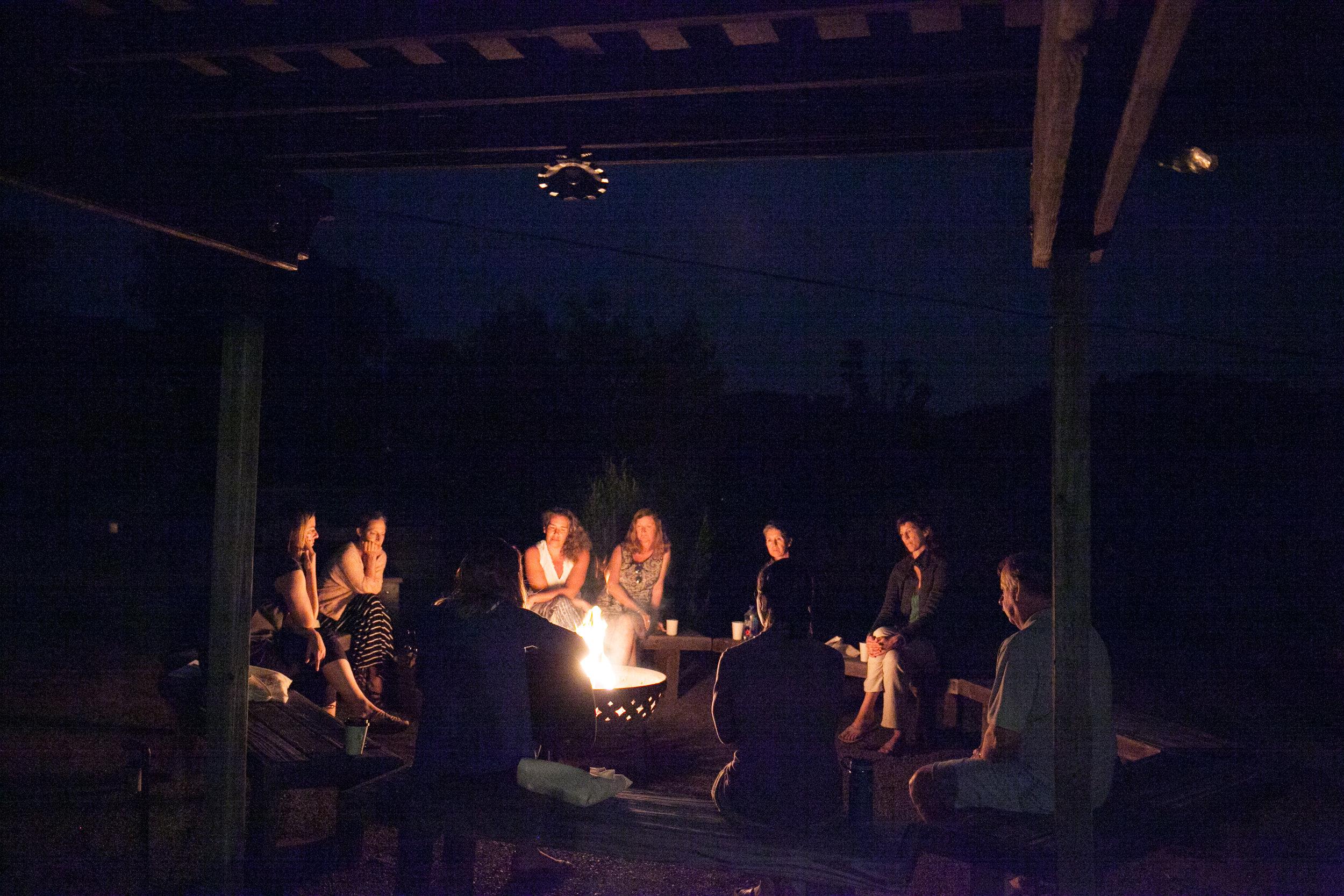 California women's retreat