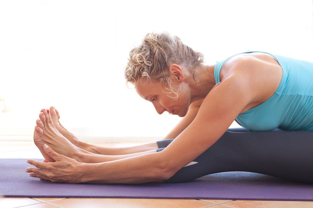 Midlife women's yoga and healing retreat