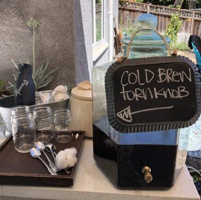 Cold Brew Bar