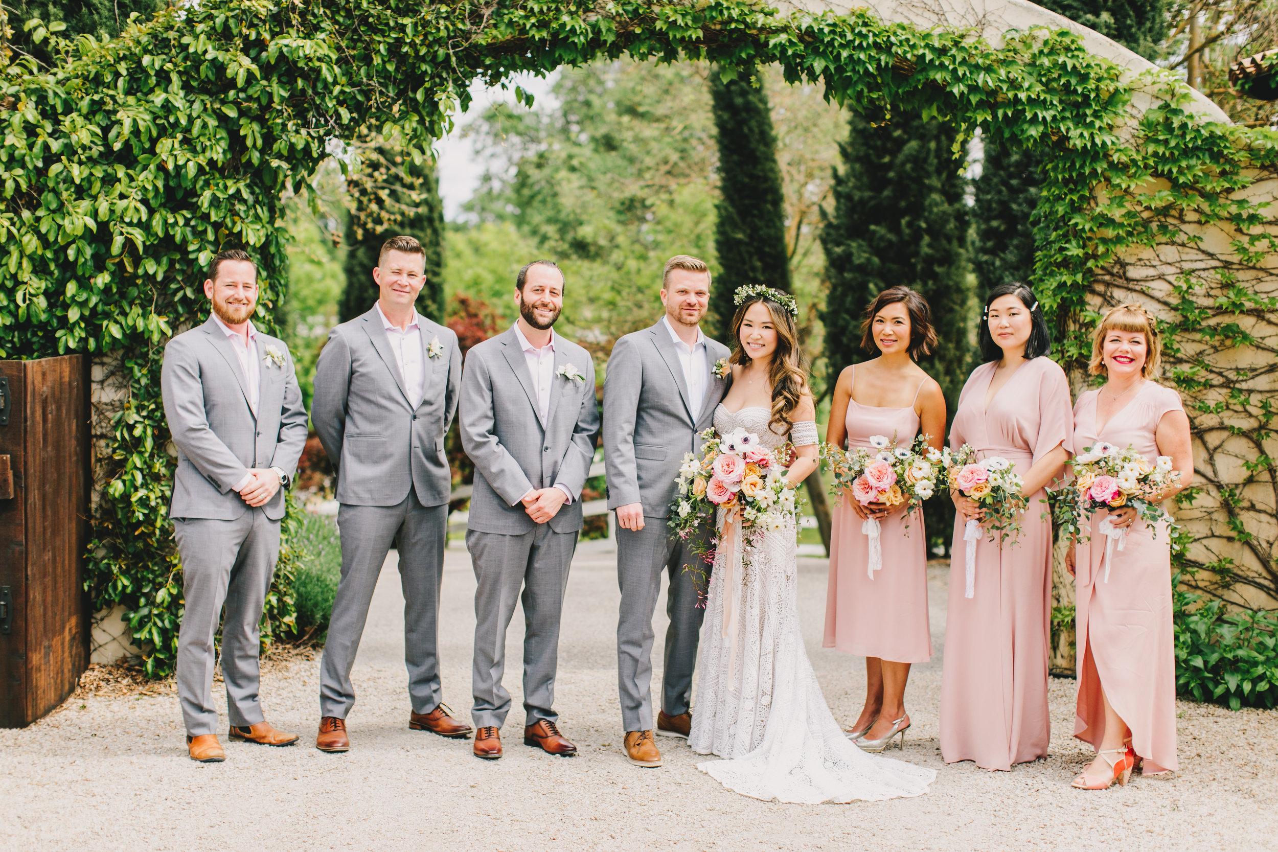 edna valley wedding planner