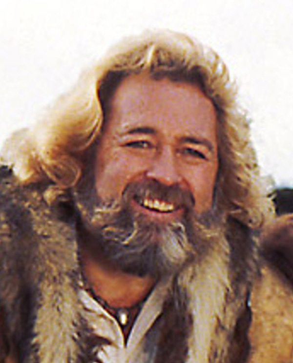 Dan Haggerty as Grizzly Adams