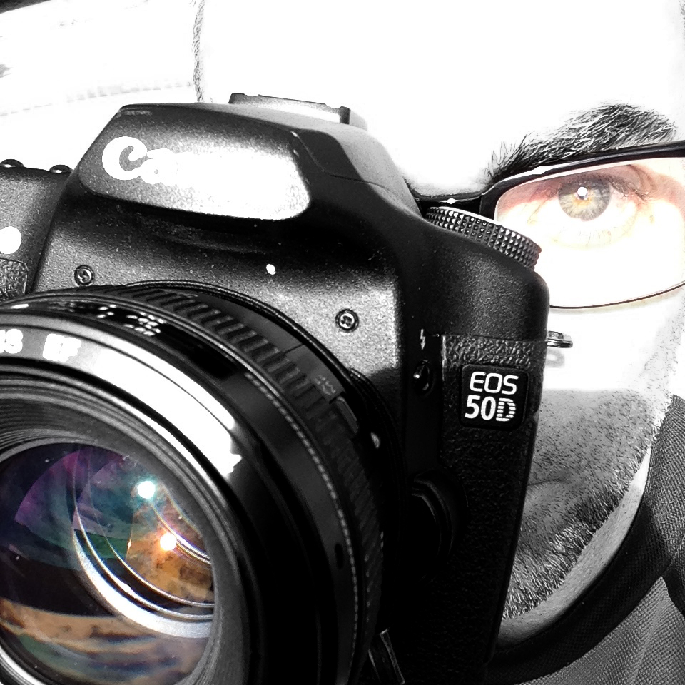 Brian Murphy behind the camera