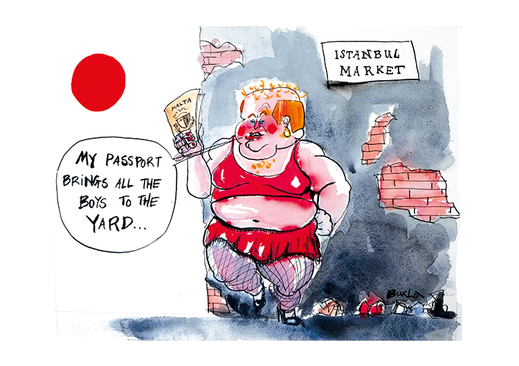 Published in The Times of Malta (07.09.15) -with apologies to Kelis