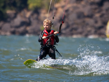 Kiteboarding for Kids