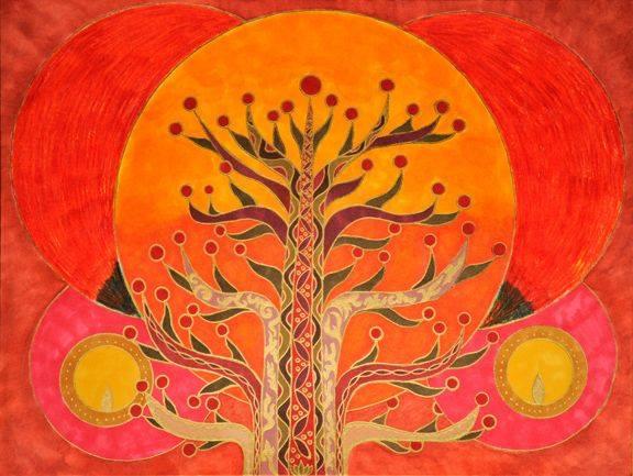 Tree of Daydreams by Gene Manuel