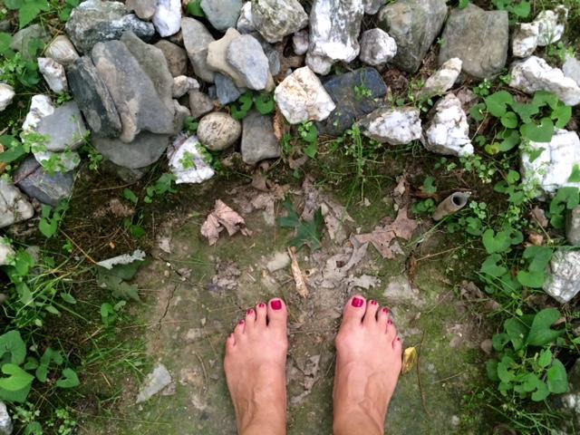 Labyrinth feet.jpg