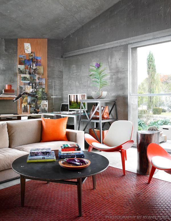 Interior Concrete Studio