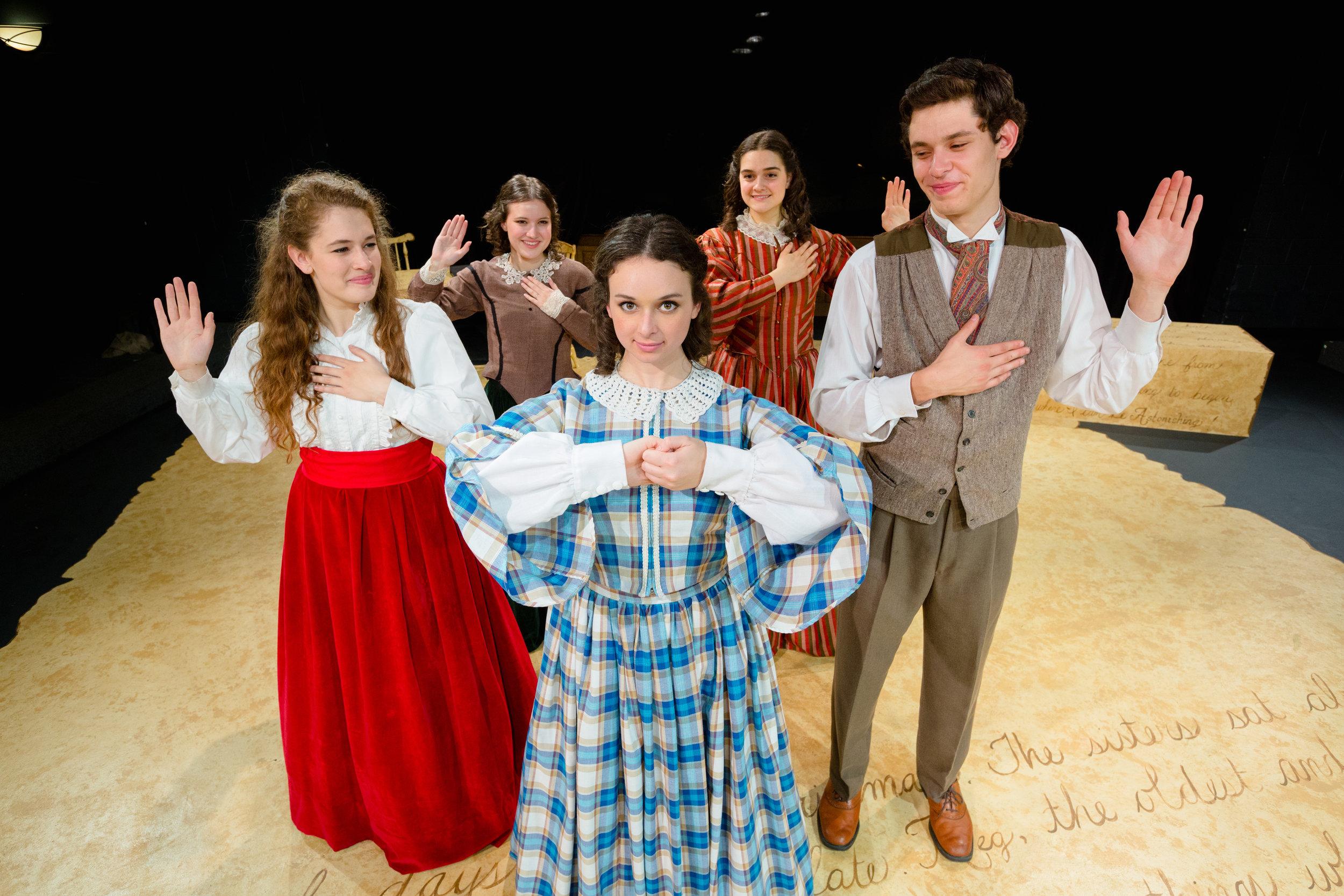 Little Women the Broadway Musical