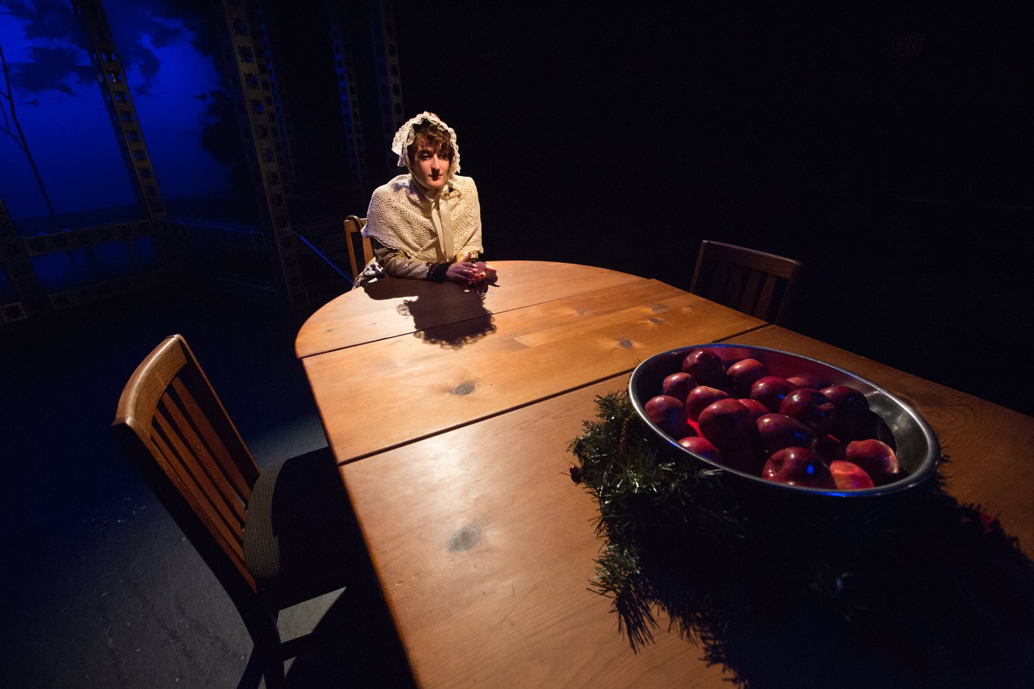 The Long Christmas Dinner by Thornton Wilder