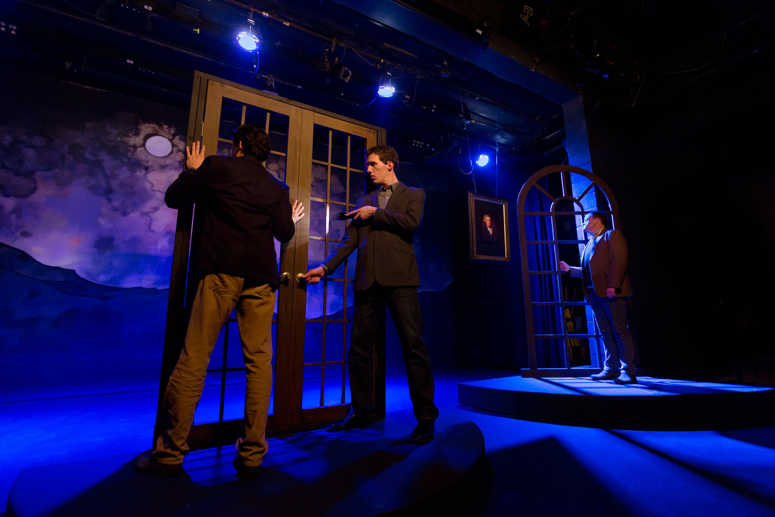 The Hound of Baskervilles adapted by Tim Kelley
