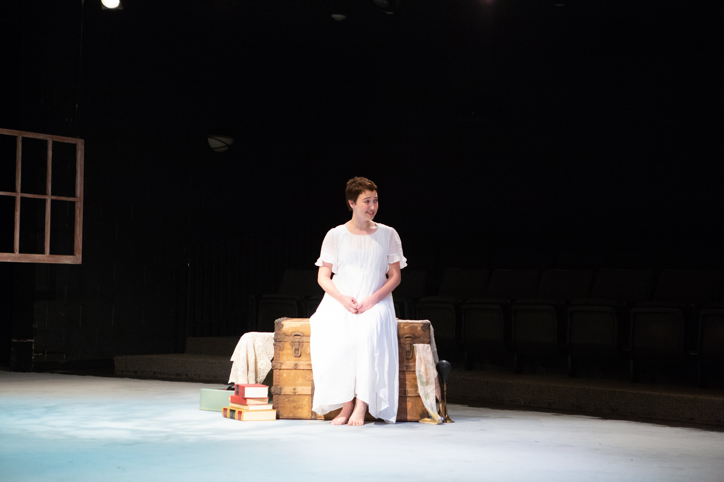 A Summer of Disbelief by Ray Bradbury Adapted by Anne Nolan