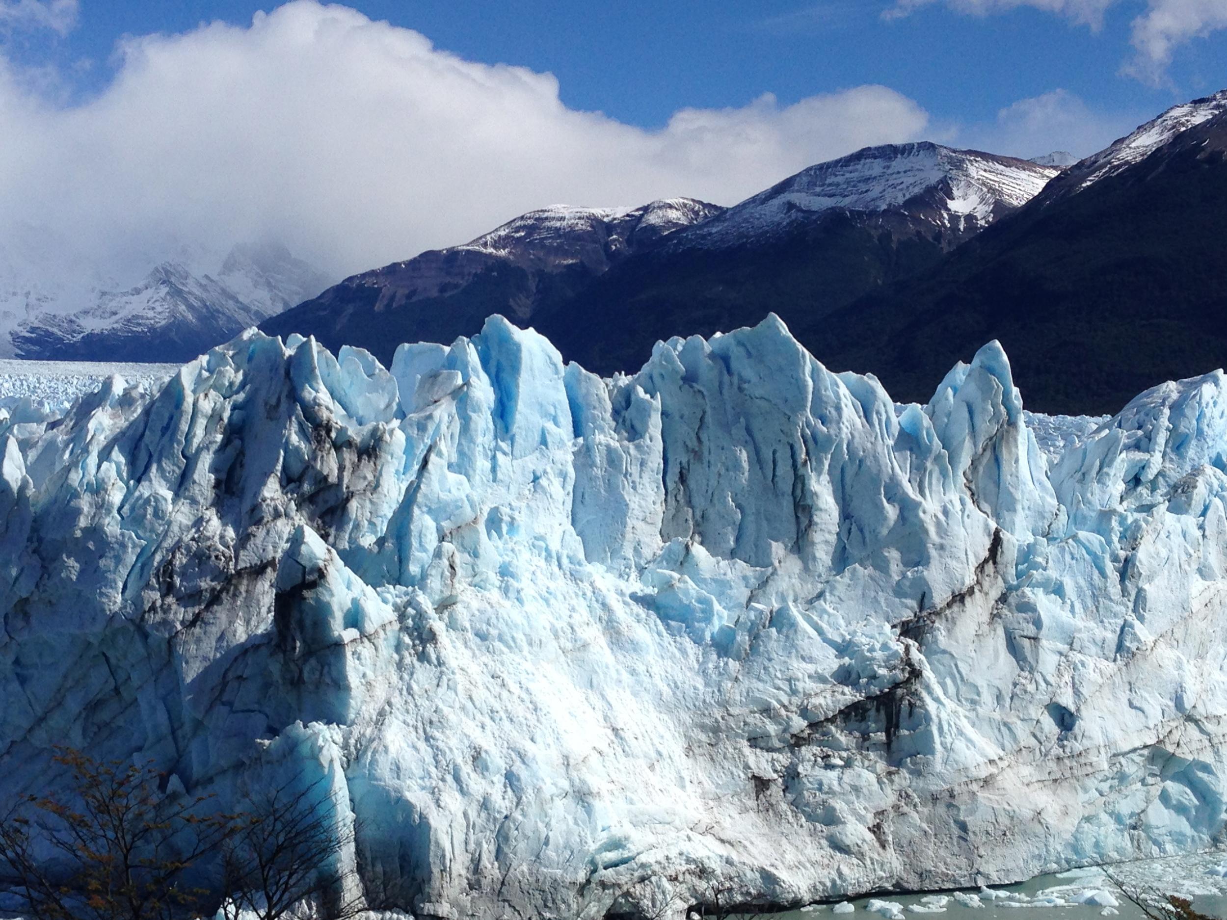 Perito Moreno glacier, Argentina, 2014