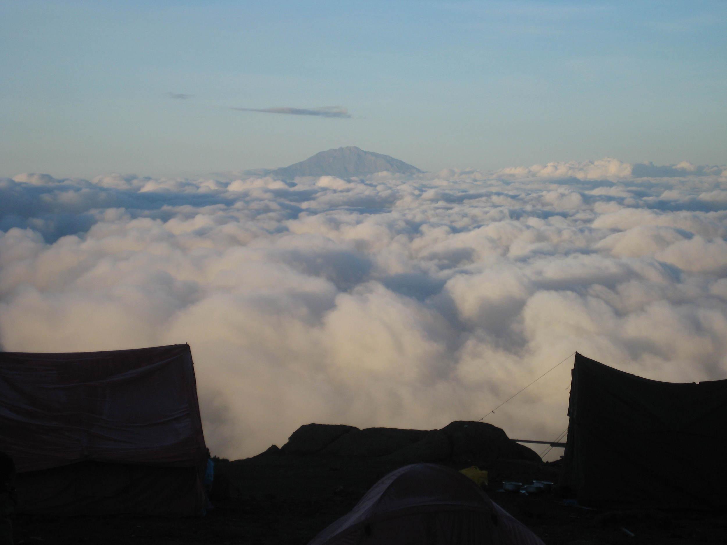 Tanzania, Mt. Kilimanjaro, 2011