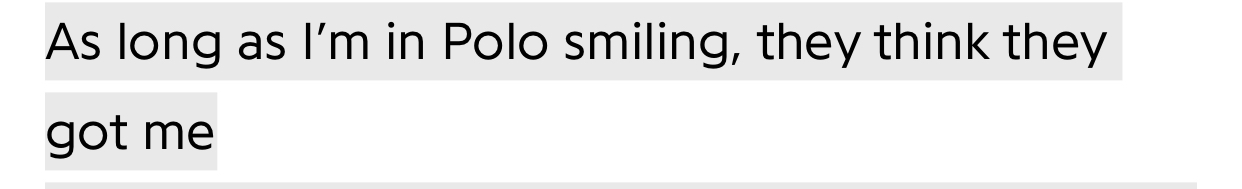 - Kanye West, Gorgeous ft Raekwon & Kid Cudi, 2010, My Beautiful Dark Twisted Fantasy
