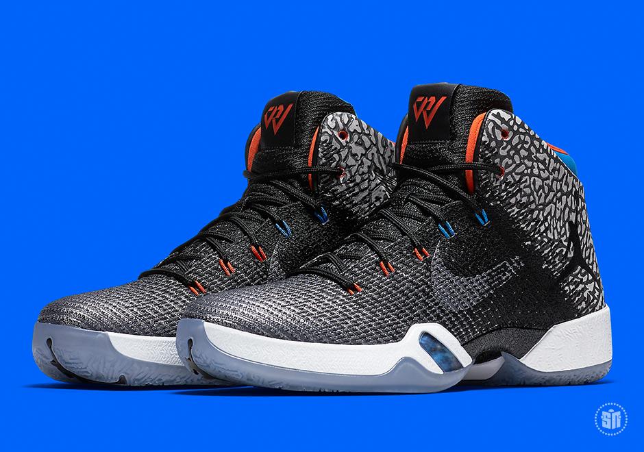 Air Jordan XXXI PE WHY NOT