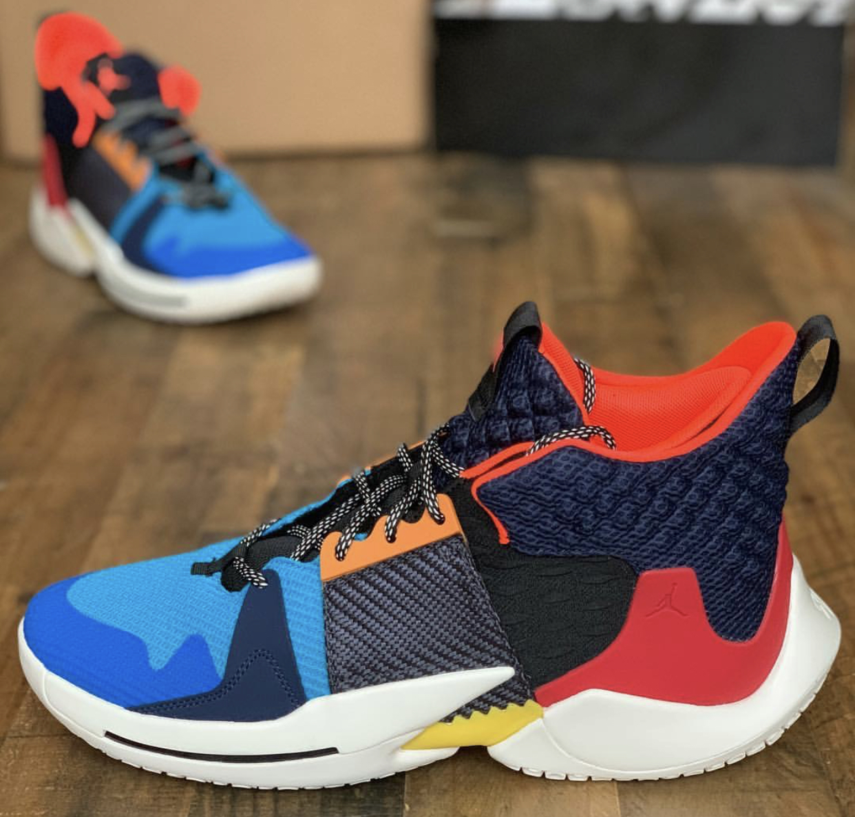 WHY NOT 2.0 sneakers