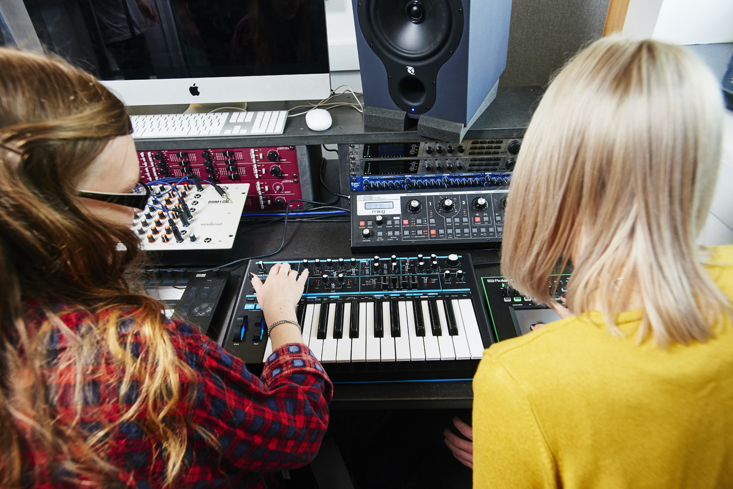 Electronic Music Courses and Degree