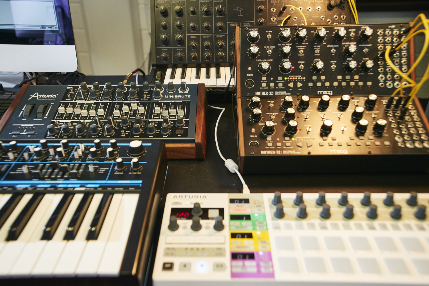 ELECTRONIC MUSIC PRODUCTION -