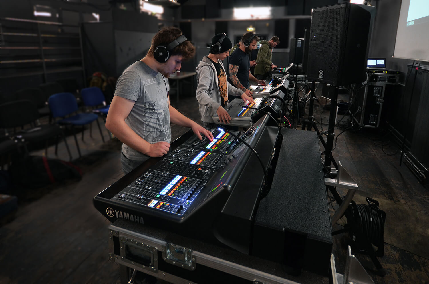 Live Sound and Music Events Diploma Course | dBs Music Bristol