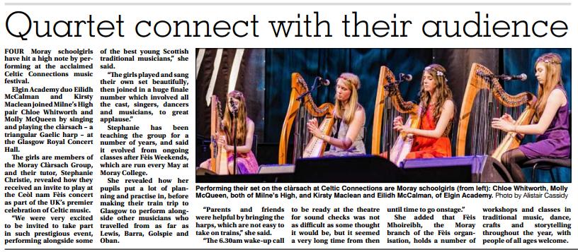 Northern Scot Magazine - March 2015