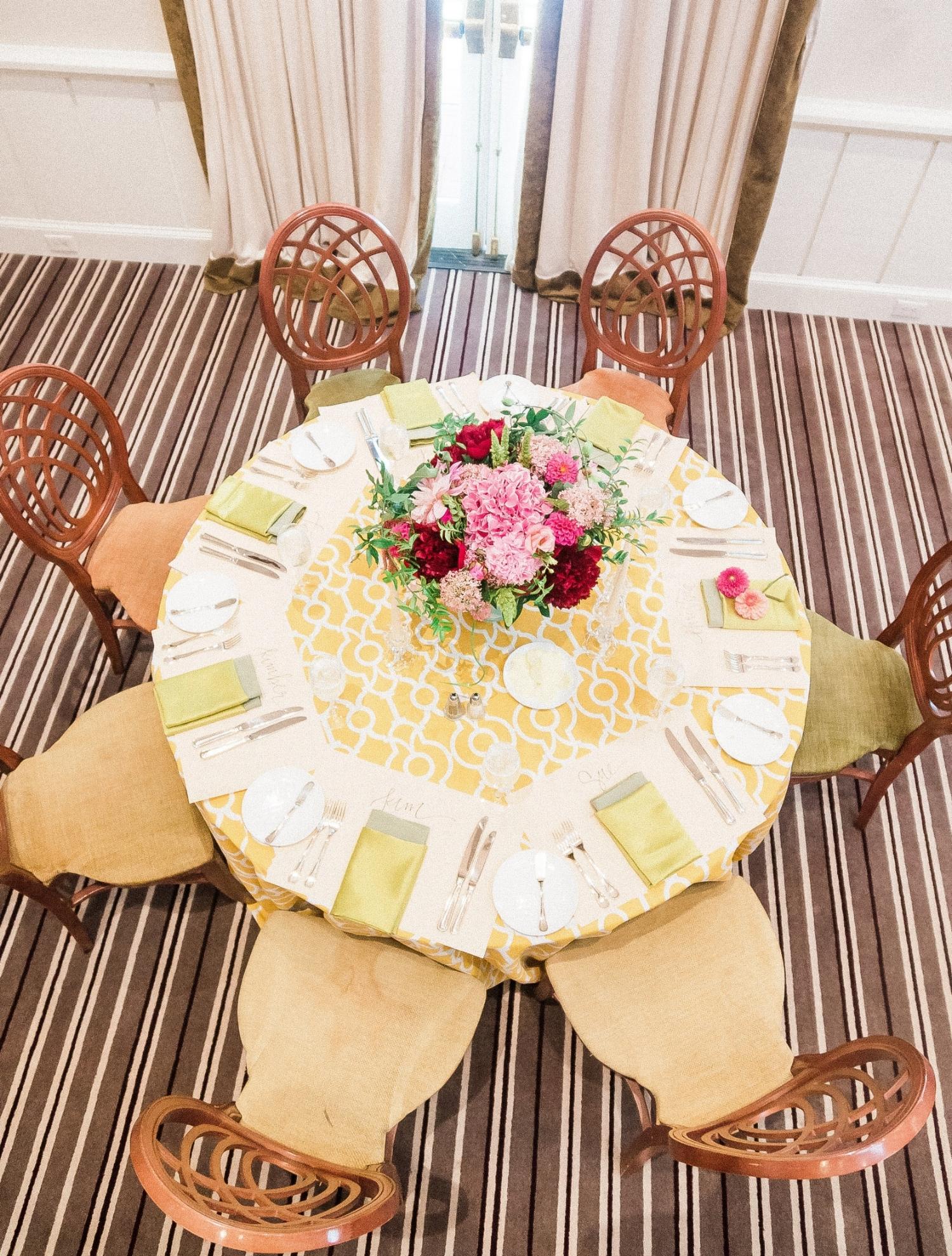 Florals & Designs: Intrigue Designs  Photo Credit:  Amanda Weaver Photography